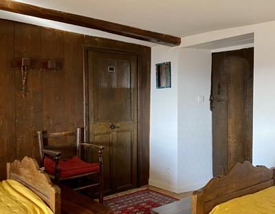 Chambre La Fourmilière